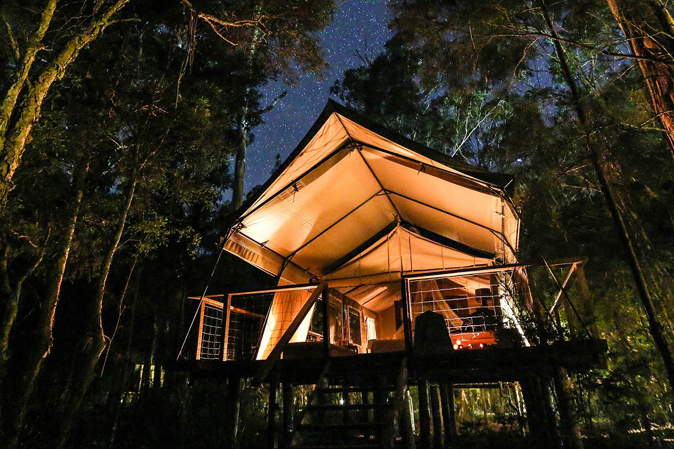 Disconnect – Reconnect Our Weekend Away Glamping